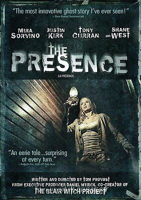 The Presence Dvd Movie   Mira Sorvino  Brand New   Sealed Vg A57016dv Vg 388