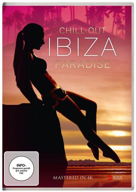 Ibiza - Chill - Out Paradise (DVD) 4K Ultra HD