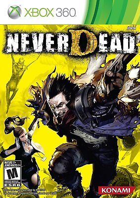 Neverdead   Jeux Xbox 360   No Manual
