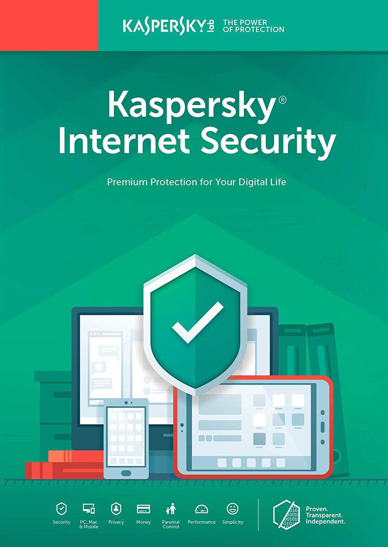 как выглядит KASPERSKY INTERNET SECURITY 2020 1 PC DEVICE 1 YEAR GLOBAL KEY SALE фото