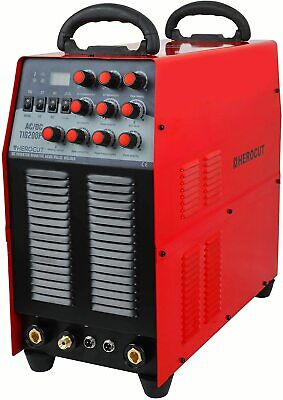 Herocut Square Wave Acdc Tig200p Pulse Aluminum Tig Welder 200 Amp Arc Weld Too