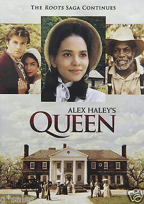 Alex Haleys Queen  Halle Berry  Danny Glover    Brand New 2 Disc Dvd Set