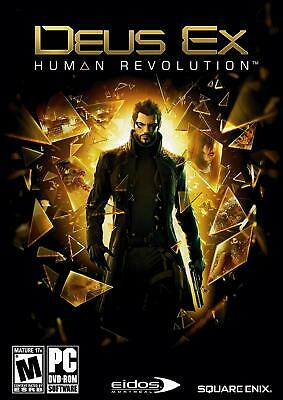 Deus Ex: Human Revolution - PC [video game] for sale  Shipping to Nigeria