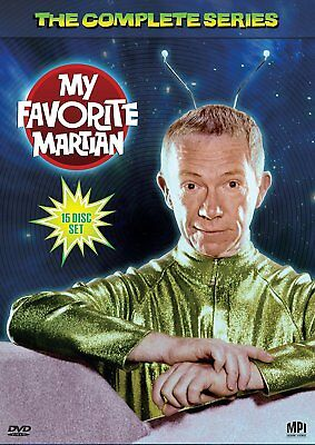 My Favorite Martian The Complete TV Series ~ BRAND NEW 10-DISC DVD SET