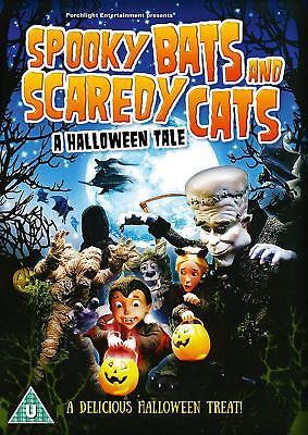 Spooky Bats and Scaredy Cats (DVD) REGION 2 UK - Halloween Films Uk