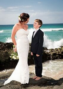 Lace Wedding Dress Kippa-ring Redcliffe Area Preview