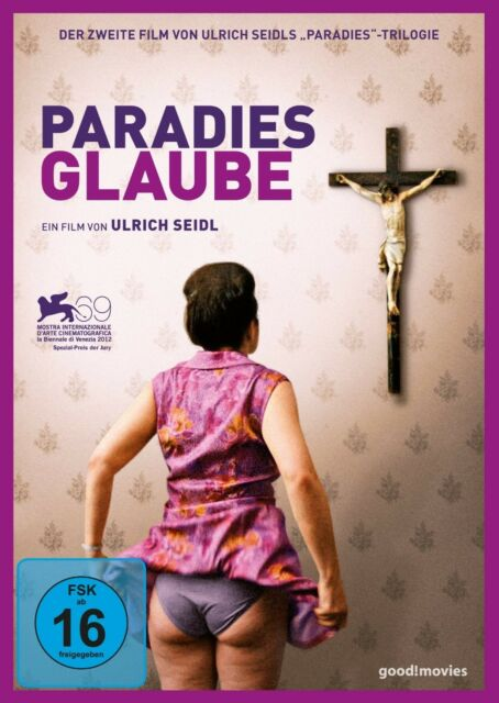 MARIA HOFSTÄTTER - PARADIES:GLAUBE  DVD NEU