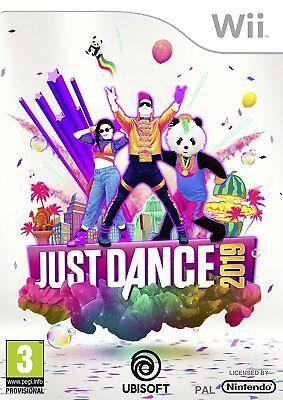 Just Dance 2019 19 - Nintendo Wii Tanzspiel - NEU OVP