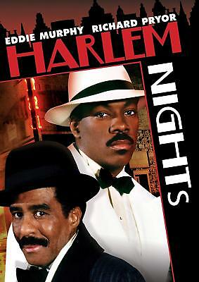 Harlem Nights - Eddie Murphy, Richard Pryor - New