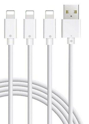 3Pack 6/10FT USB Cable For OEM Original Apple iPhone6 7 8 X XR Lightning Charger