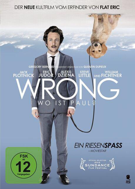 Wrong - Wo ist Paul? - DVD