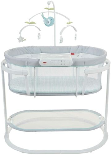 Fisher-Price Soothing Motions Baby Bassinet