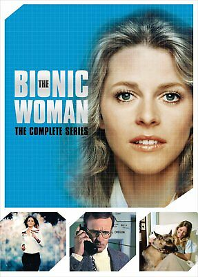 The Bionic Woman: The Complete Series DVD Box Set BRAND NEW Free Ship