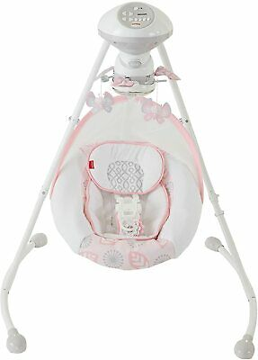 NEW IN BOX Fisher-Price Surreal Serenity FKL21 Deluxe Cradle 'n Swing