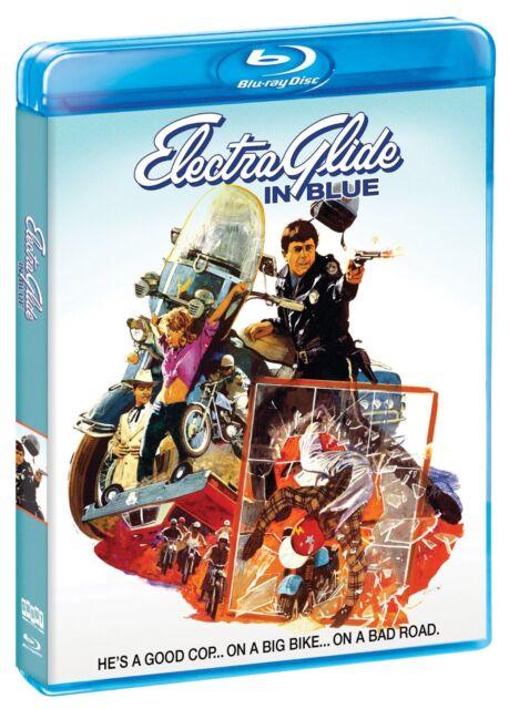 ELECTRA GLIDE IN BLUE (1973 Robert Blake) -    Blu Ray - Sealed Region free