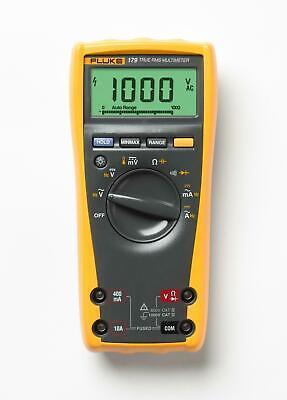 Fluke 179 True Rms Digital Multimeter With Built-in Thermometer