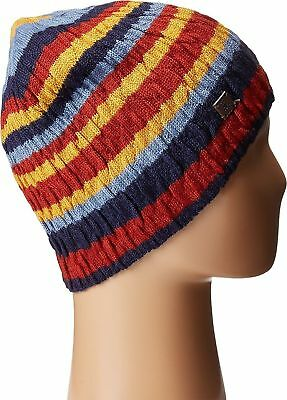 Smartwool Women's Striped Chevron Hat One-Size Moab Rust- Retail $39 Smartwool Striped Hat