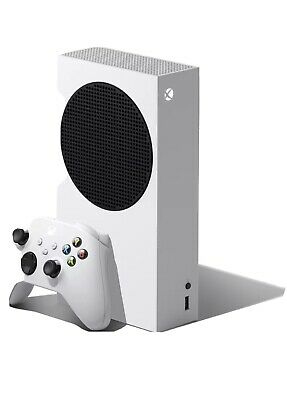 Microsoft Xbox Series S 512GB SSD White Console In Hand! Ships Today From CA