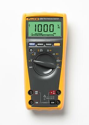 Fluke 179 True-rms Digital Multimeter  -  Like New - With New Case