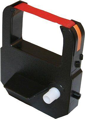 Compumatic Mp550 Time Clock Ribbon Cartridge Red Ink