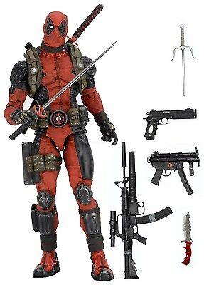 Marvel Classics - 1/4 Scale Action Figure - Deadpool - NECA / Marvel