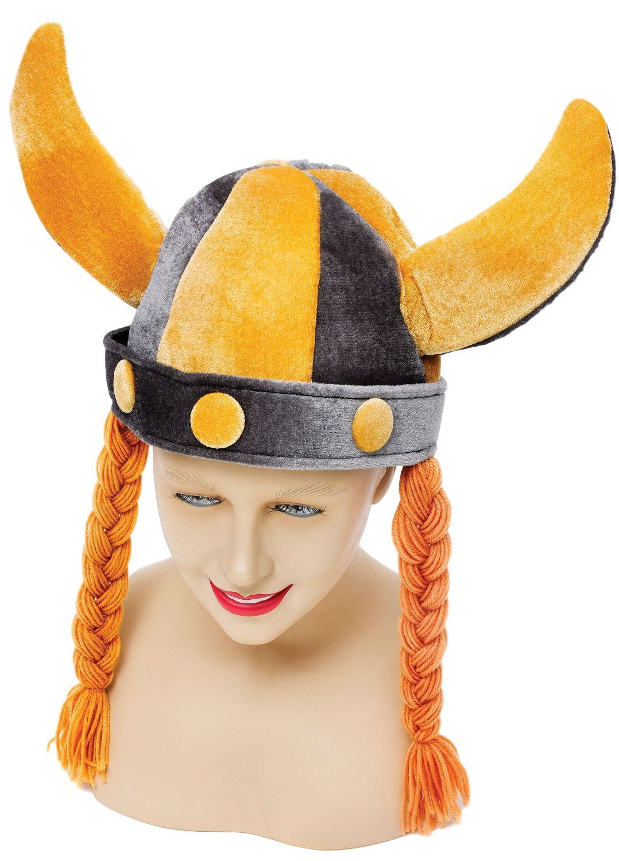 Viking Helmet Soft BX ##S Plaits,