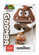 Goomba Amiibo - Super Mario Series [Brand New]