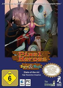 Pixel Heroes: Byte & Magic - Limited Edition - PC | MAC - Neu & OVP