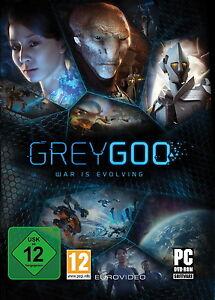 Grey Goo War Is Evolving Limited Edition (PC Steam Key)