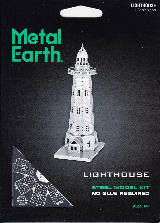 Fascinations Metal Earth 3D Laser Cut Steel Model Kit - Marv