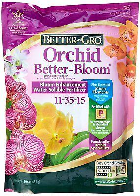 Better-Gro Orchid Better-Bloom Fertilizer 11-35-15 - 1