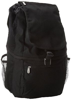 Picnic Time Zuma Insulated Cooler Backpack, Black , New, Free Shipping
