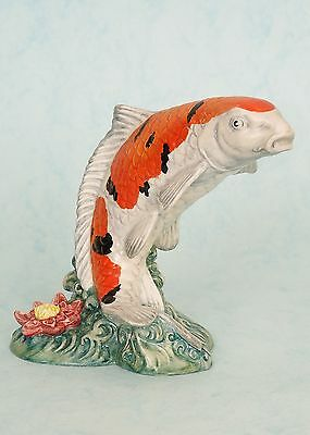 BESWICK MADE IN ENGLAND FISH - KOI CARP - NUMBERED LIMITED EDITION OF 500