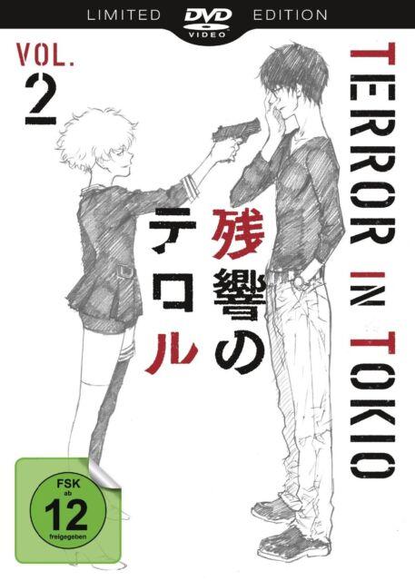 TERROR IN TOKIO VOL.2 SE  DVD NEU SHINICHIRÔ WATANABE