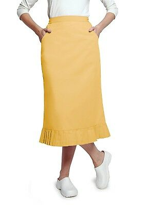 (Adar Universal Discounted Pleat Flounce Scrub Skirt)