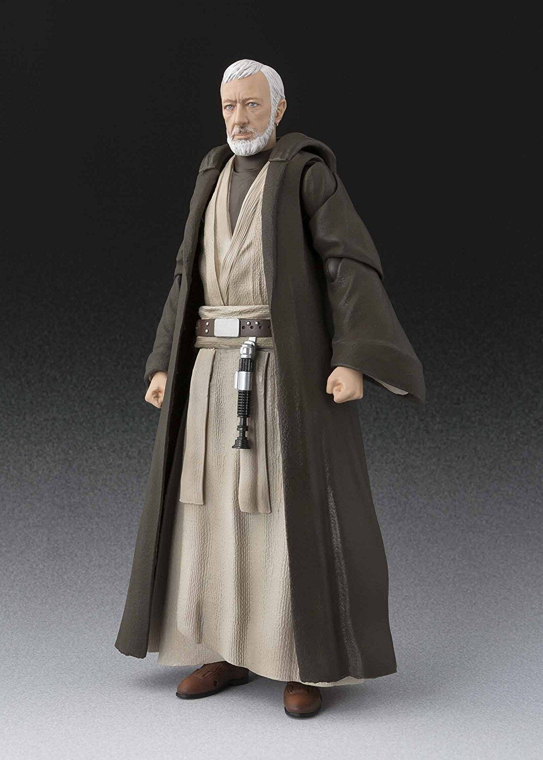 BANDAI S.H.Figuarts Star Wars Ben Kenobi (A NEW HOPE) JAPAN OFFICIAL IMPORT