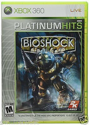 Bioshock Xbox 360 FPS Shooter US Version Brand New Factory Sealed for sale  Shipping to South Africa