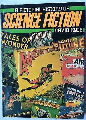 A Pictorial History Of Science Fiction - David Kyle (170 Pages)