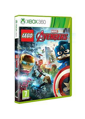 LEGO Marvel Avengers Xbox 360  |  NEW & SEALED