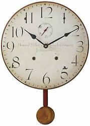 Howard Miller 620-313 (620313) Original Howard Miller II Wall Clock