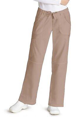 Low Rise Drawstring Pant - Adar Universal Low-Rise Multipocket Drawstring Straight Leg Pants Petite