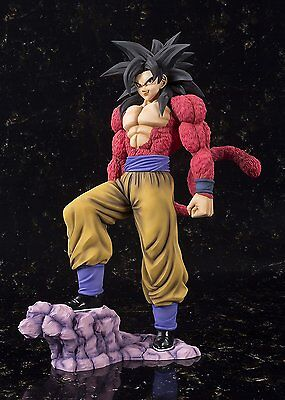 *NEW* Dragon Ball GT: Super Saiyan 4 Son Goku Figuarts ZERO EX PVC Figure