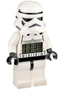 LEGO Storm Trooper Mini Alarm Clock