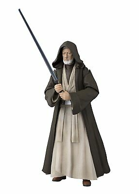 BANDAI S.H.Figuarts Star Wars Ben Kenobi (A NEW HOPE) JAPAN OFFICIAL IMPORT