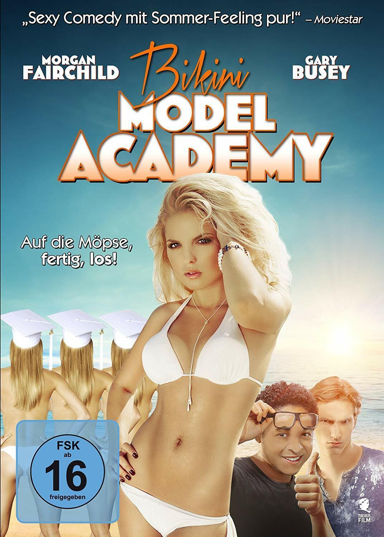 Bikini Model Academy - Gary Busey  Morgan Fairchild  DVD/NEU/OVP