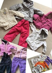 Cloths for girls 18 months-5 years