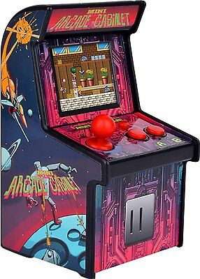 Mini Arcade Game For Kids Retro 240 Video Games Classic Machine Pocket Handheld