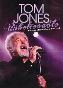 Tom Jones - Unbelievable - Live at Glastonbury [DVD]