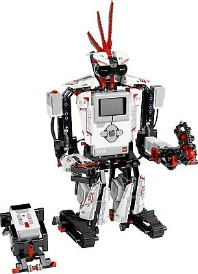 UNBOXED No Original Box LEGO MINDSTORMS EV3 31313 Robot Kit New