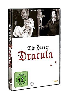 DIE HERREN DRACULA DVD MIT CHRISTOPHER LEE NEU online kaufen